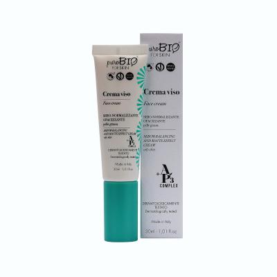 Крем для жирной кожи лица (30 мл.)