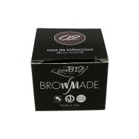 Помада для бровей тон 02 теплый коричневый (4 мл.)