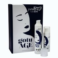 Набор крем и сыворотка для лица gotuAGE
