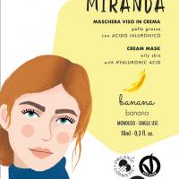 Кремовая маска для жирной кожи MIRANDA (10 мл.)